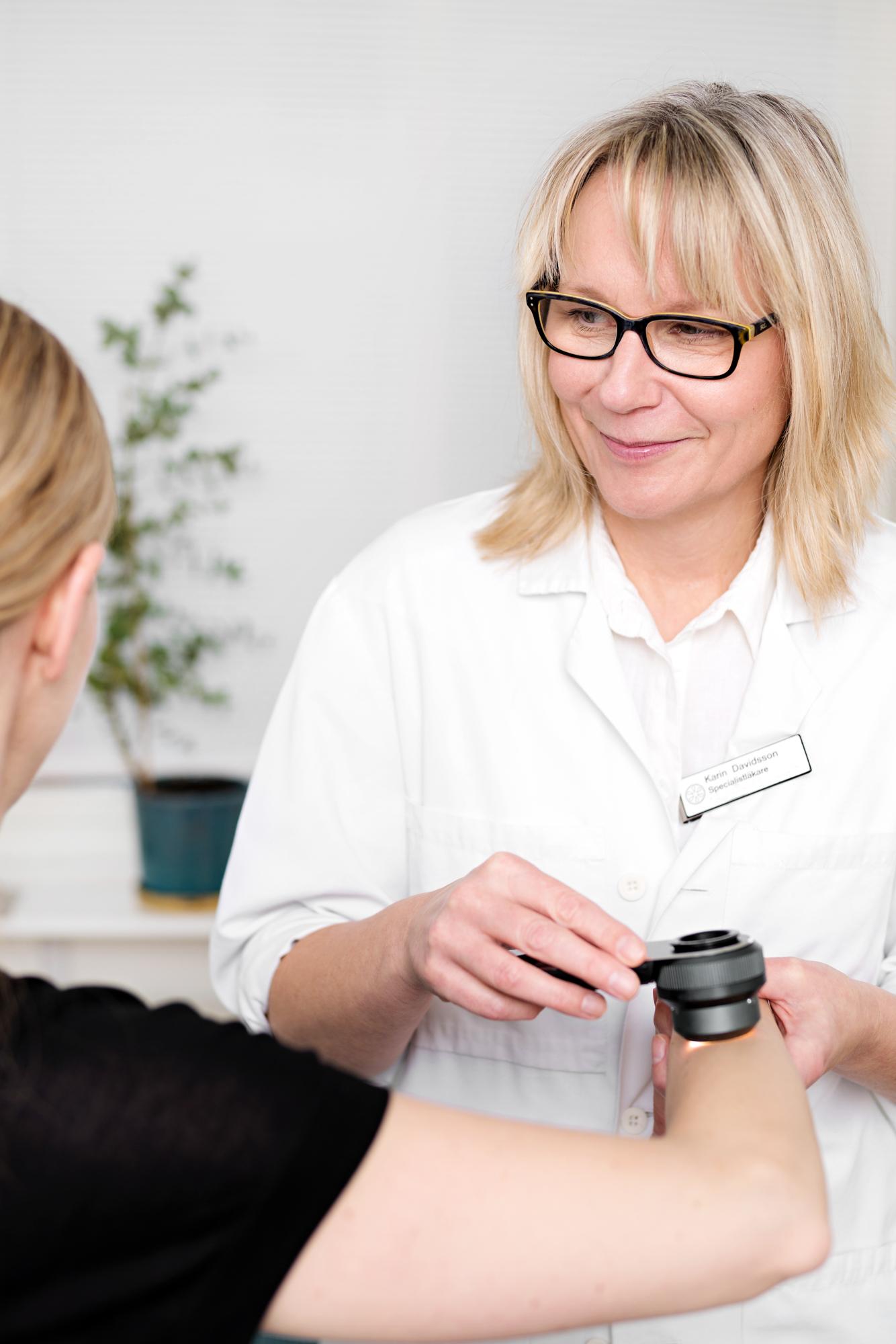 hudläkare linköping privat